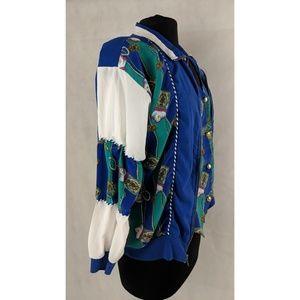Vintage 1980's Jacket & Vest